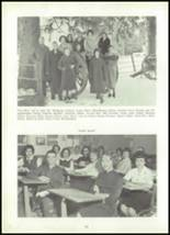 1961 York Suburban High School Yearbook Page 54 & 55