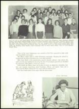 1961 York Suburban High School Yearbook Page 56 & 57