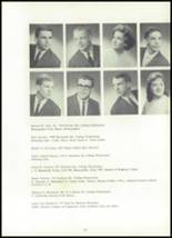 1961 York Suburban High School Yearbook Page 70 & 71