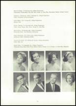1961 York Suburban High School Yearbook Page 76 & 77