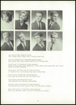 1961 York Suburban High School Yearbook Page 80 & 81
