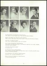 1961 York Suburban High School Yearbook Page 82 & 83