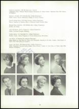 1961 York Suburban High School Yearbook Page 84 & 85