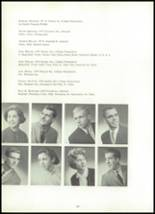 1961 York Suburban High School Yearbook Page 90 & 91