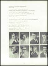 1961 York Suburban High School Yearbook Page 92 & 93