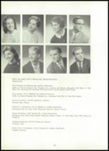 1961 York Suburban High School Yearbook Page 94 & 95