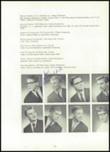 1961 York Suburban High School Yearbook Page 96 & 97