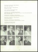 1961 York Suburban High School Yearbook Page 100 & 101