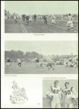 1961 York Suburban High School Yearbook Page 106 & 107