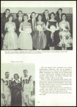 1961 York Suburban High School Yearbook Page 110 & 111