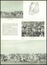 1961 York Suburban High School Yearbook Page 112 & 113