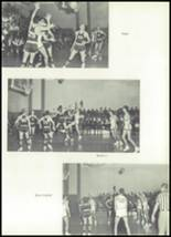 1961 York Suburban High School Yearbook Page 120 & 121