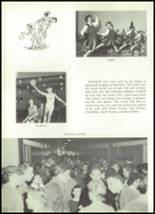 1961 York Suburban High School Yearbook Page 122 & 123