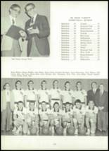 1961 York Suburban High School Yearbook Page 124 & 125