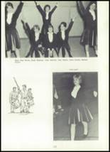 1961 York Suburban High School Yearbook Page 126 & 127