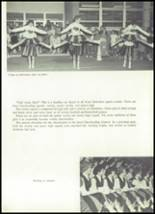 1961 York Suburban High School Yearbook Page 128 & 129
