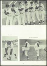1961 York Suburban High School Yearbook Page 130 & 131