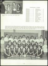 1961 York Suburban High School Yearbook Page 132 & 133