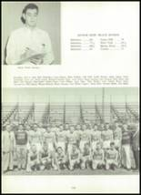 1961 York Suburban High School Yearbook Page 134 & 135