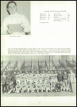 1961 York Suburban High School Yearbook Page 136 & 137