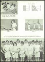 1961 York Suburban High School Yearbook Page 138 & 139