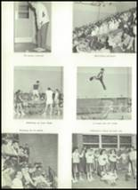 1961 York Suburban High School Yearbook Page 140 & 141