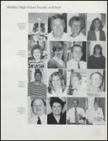 1997 Stillwater High School Yearbook Page 128 & 129