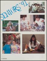 1991 Ingraham High School Yearbook Page 20 & 21