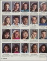 1991 Ingraham High School Yearbook Page 22 & 23