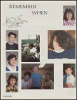 1991 Ingraham High School Yearbook Page 26 & 27