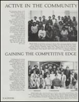 1991 Ingraham High School Yearbook Page 76 & 77