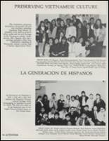 1991 Ingraham High School Yearbook Page 80 & 81