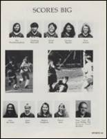 1991 Ingraham High School Yearbook Page 92 & 93