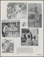 1991 Ingraham High School Yearbook Page 108 & 109