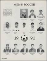 1991 Ingraham High School Yearbook Page 114 & 115