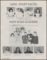1991 Ingraham High School Yearbook Page 124 & 125