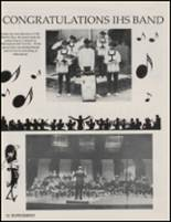 1991 Ingraham High School Yearbook Page 126 & 127