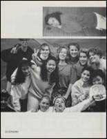 1991 Ingraham High School Yearbook Page 132 & 133