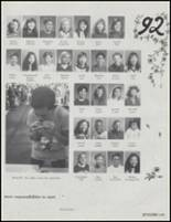 1991 Ingraham High School Yearbook Page 138 & 139