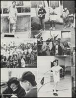 1991 Ingraham High School Yearbook Page 156 & 157
