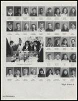 1991 Ingraham High School Yearbook Page 166 & 167