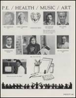 1991 Ingraham High School Yearbook Page 182 & 183
