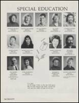 1991 Ingraham High School Yearbook Page 184 & 185