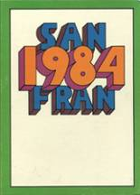 1984 Yearbook St. Francis Preparatory