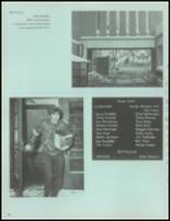 1970 St. Agnes High School Yearbook Page 20 & 21