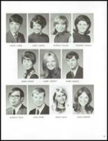 1970 St. Agnes High School Yearbook Page 22 & 23