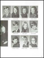 1970 St. Agnes High School Yearbook Page 24 & 25