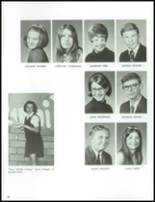 1970 St. Agnes High School Yearbook Page 26 & 27