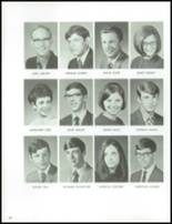 1970 St. Agnes High School Yearbook Page 28 & 29