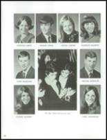 1970 St. Agnes High School Yearbook Page 30 & 31